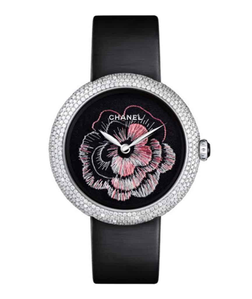 1987-chanel timepiece