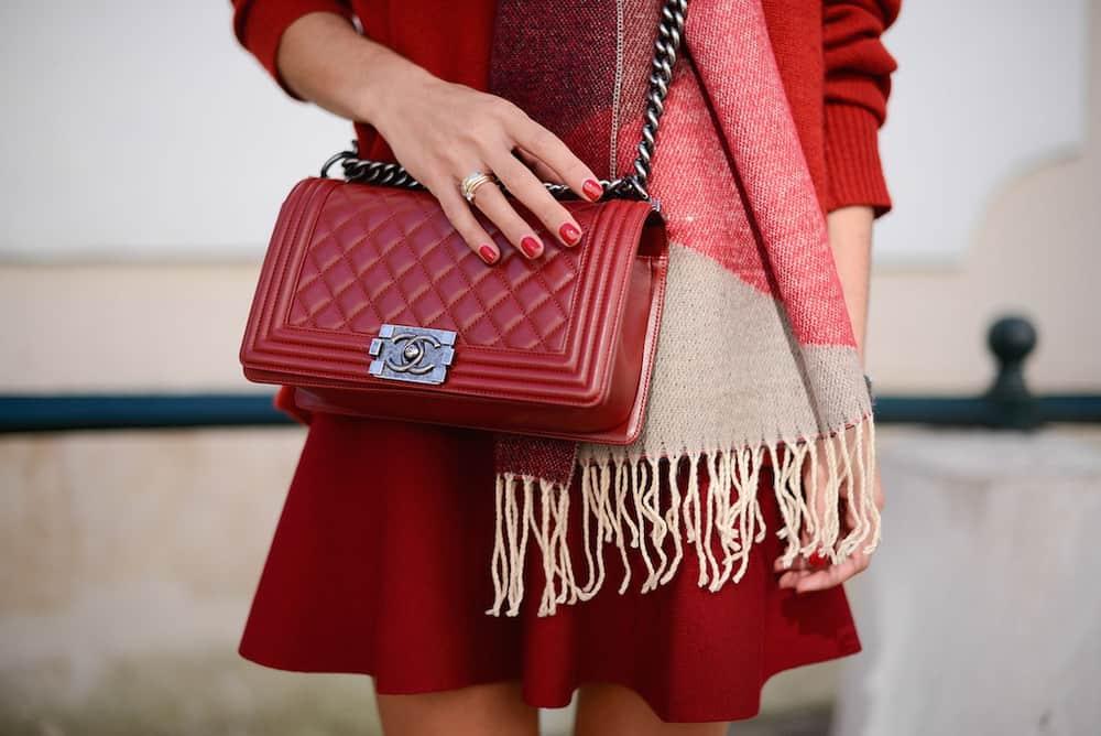 2011-Chanel Boy Bag