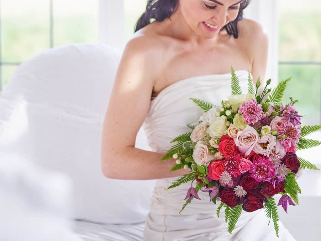 7 Types Of Wedding Bouquets