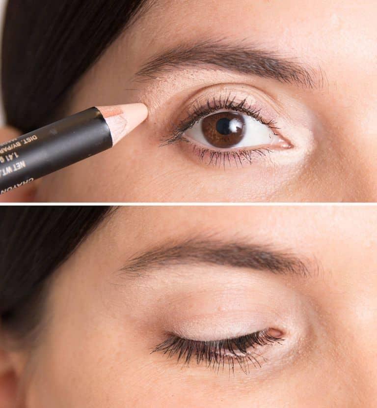 concealer brow