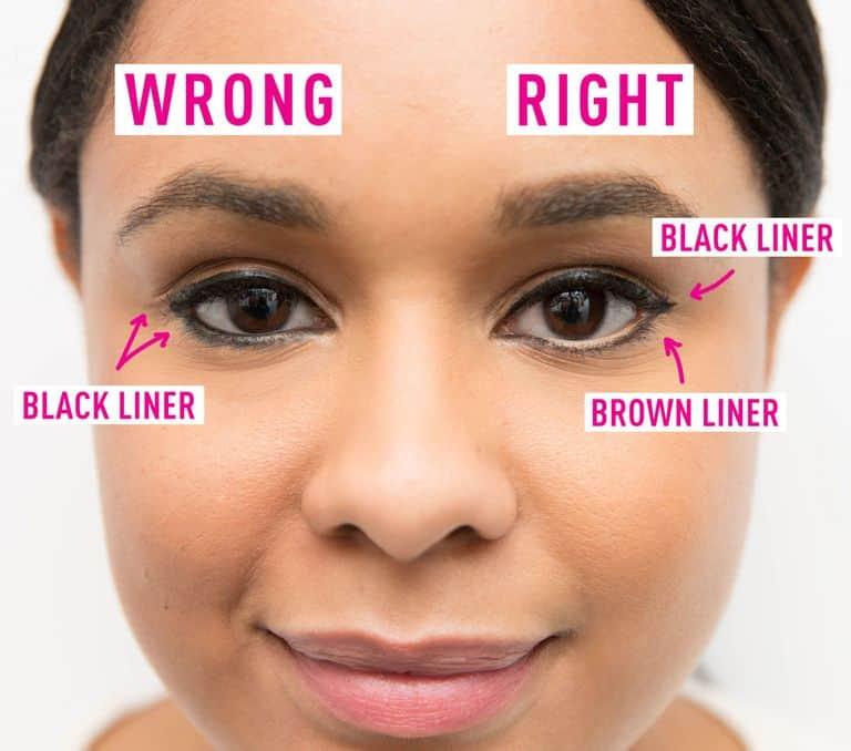 All Black Eyeliner