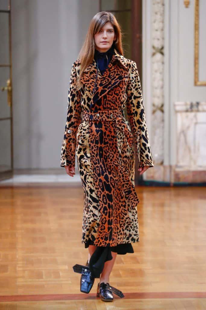 Leopard Print - Victoria Beckham