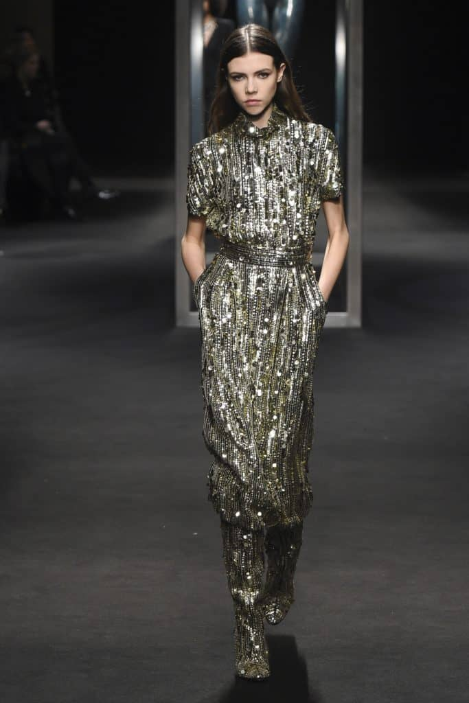 Sequins or Night Fever - Alberta Ferretti