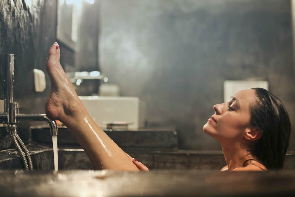 Engage your senses for the ultimate at-home spa experience