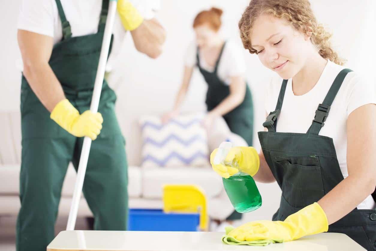 Amazon Deep Cleaning