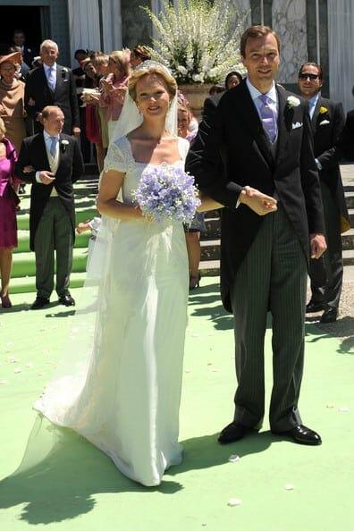 Princess Maria Carolina of Bourbon-Parma-