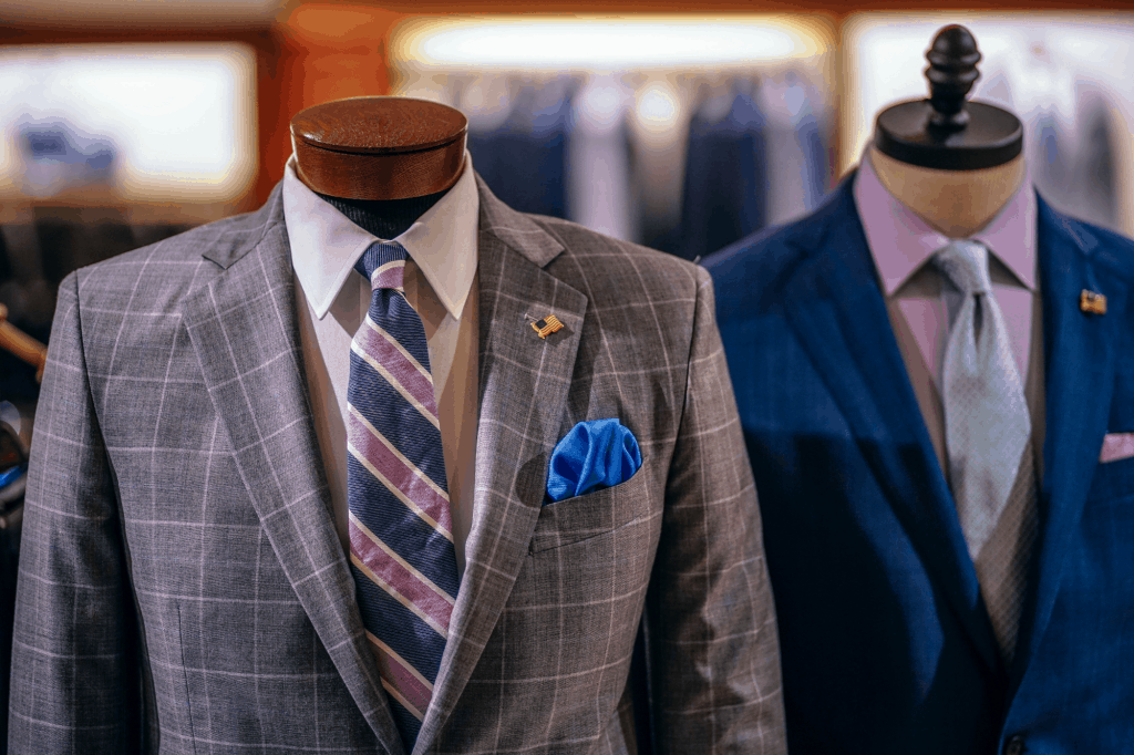 First Impression - Suit