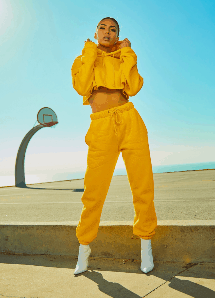 Perceptions -Yellow Outfit