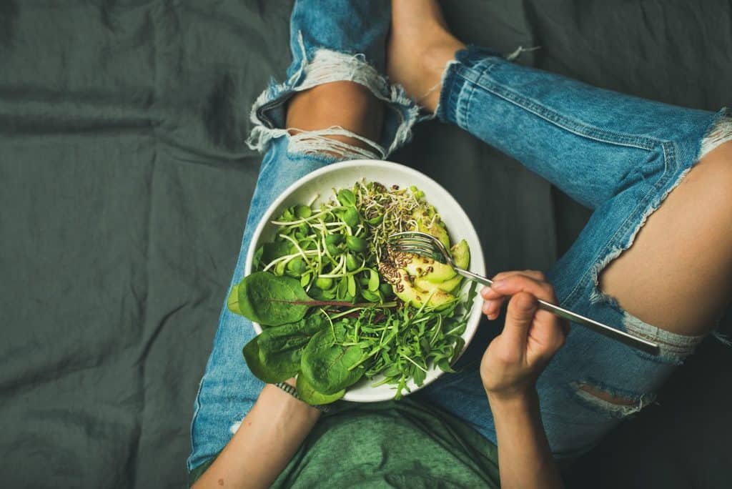 Salad - Enjoy the Experience