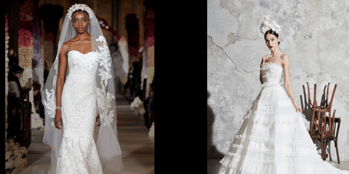 10 Wedding Dress Trends from Spring 2020 Collections – The Style Bouquet