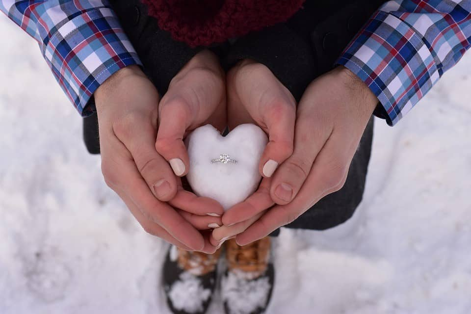 How to Propose in Winter