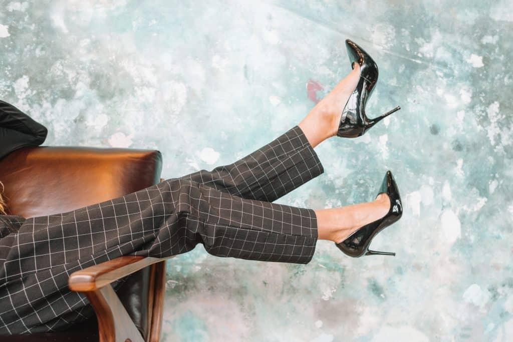 High Heels v Flats