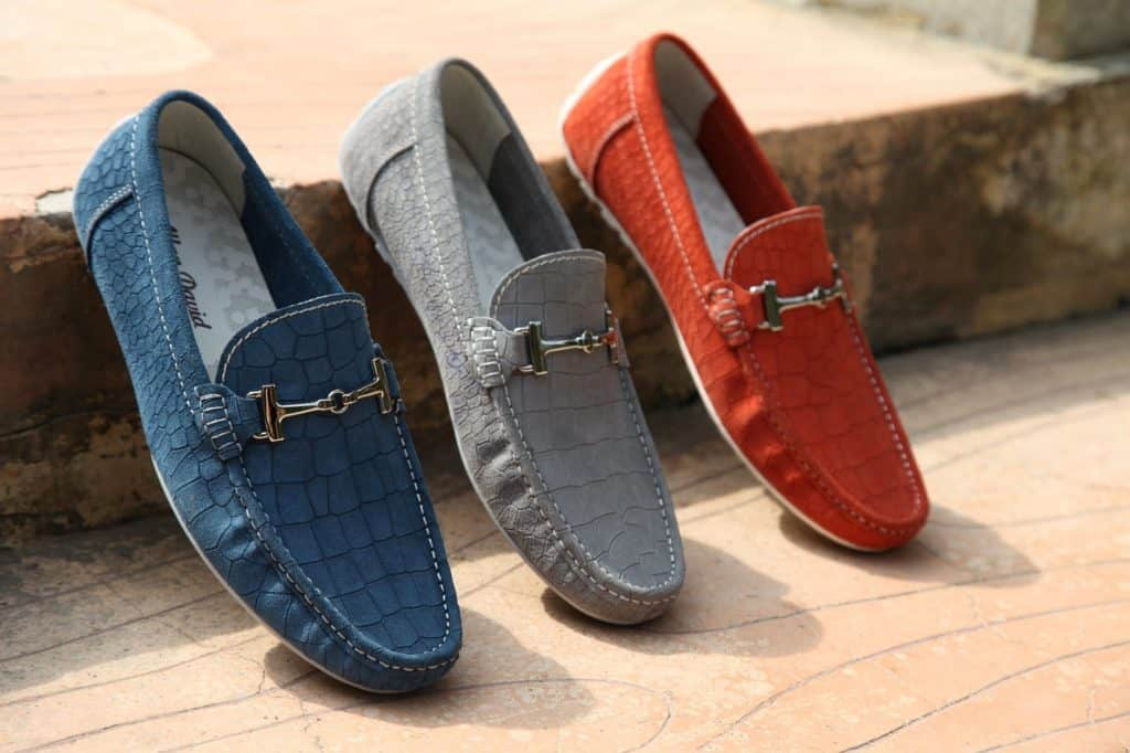 Buy a Pair of Loafers
