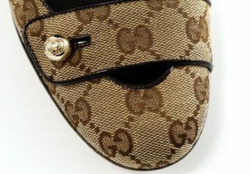 Gucci Logo Heels
