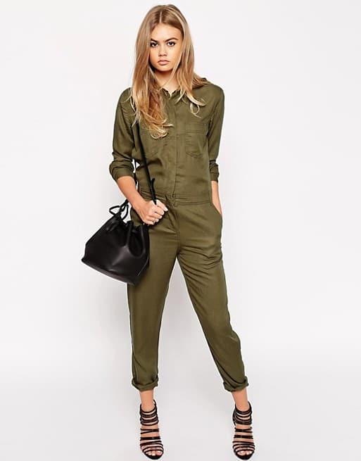Utilitarian Outfit