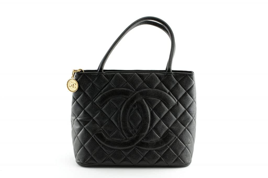 Chanel Tote Front View