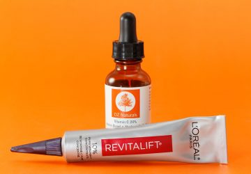 Vitamin C Oil and Serum