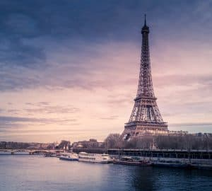 Featured Image - Eiffel Tower