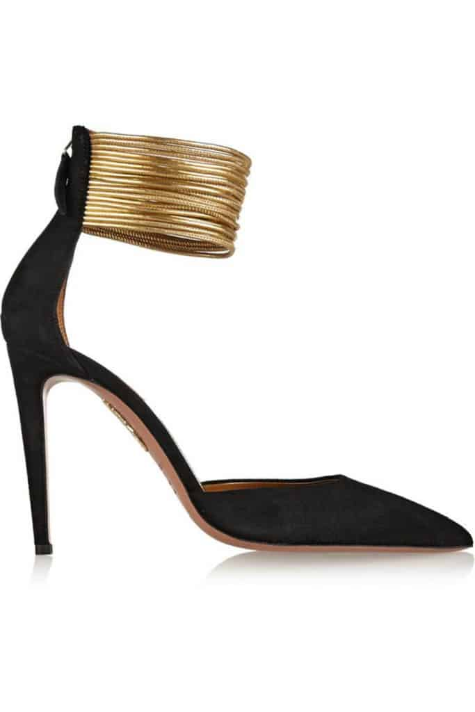 Heel with Strap