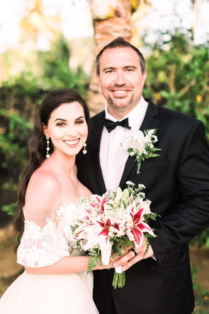 Mr. and Mrs. Scott Porter