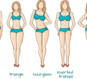 Body Shape Chart