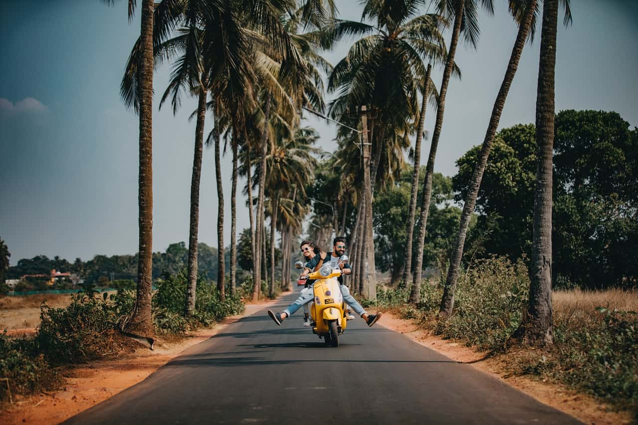 woman-and-man-riding-on-motorcycle