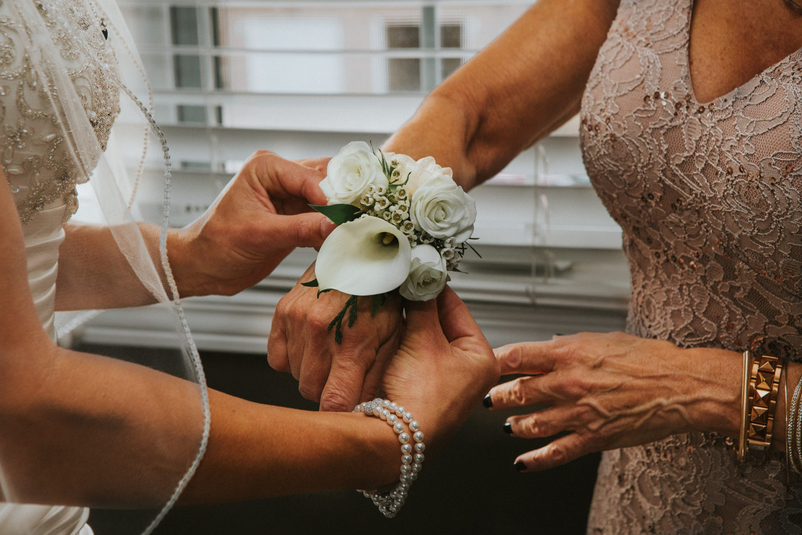 Giving Mother Corsage