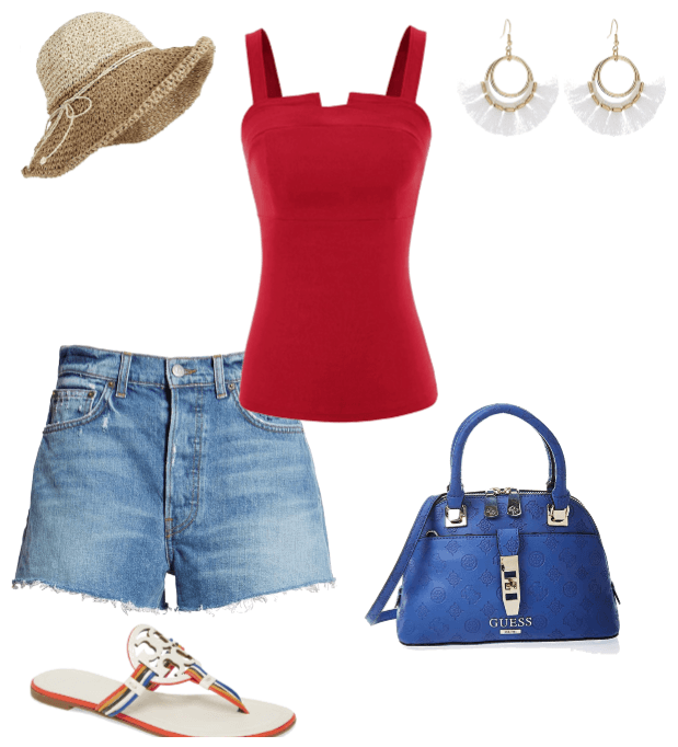 July 4th Outfit 2
