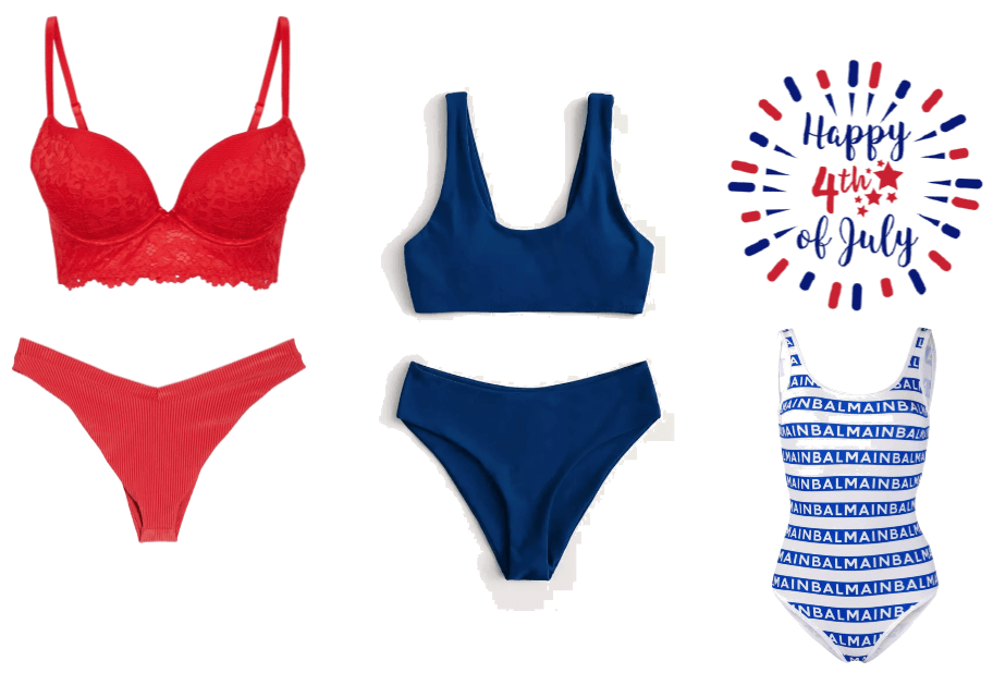 July 4th Swimsuits
