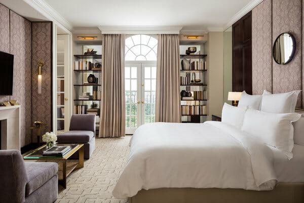 Rosewood Mansion on Turtle Creek Bedroom Suite