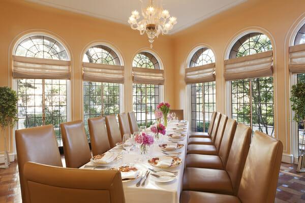 The Mansion Restaurant Garden Room