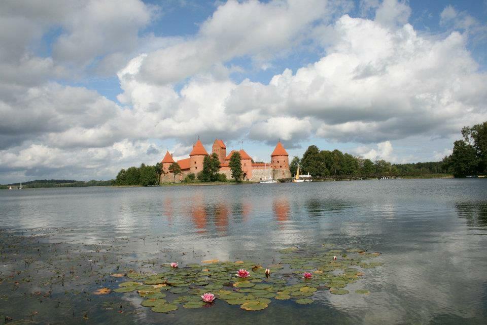Trakai Castle Lithunia Author P.Kurmelis
