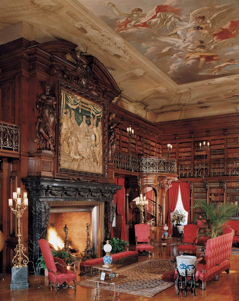 Biltmore House - Library