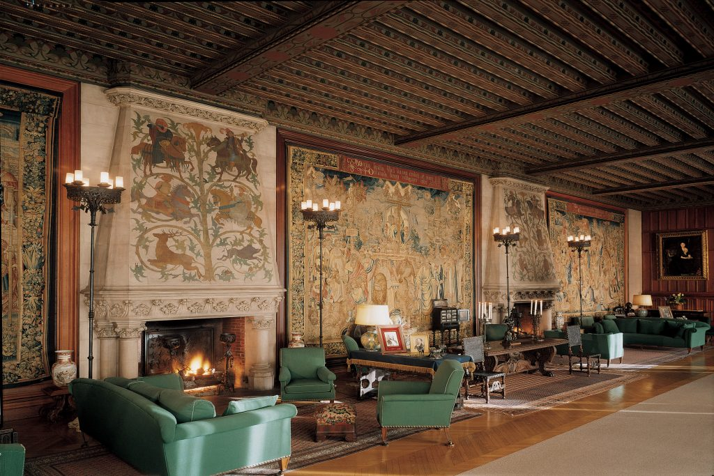 Biltmore House - Tapestry Room