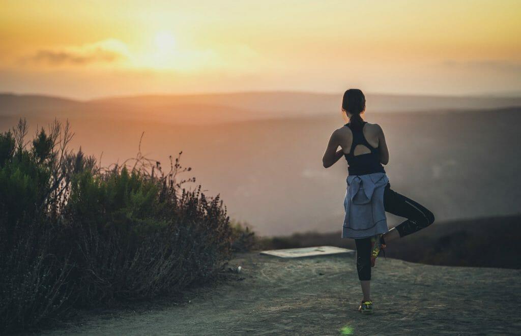 Achieve a healthy balance through exercise