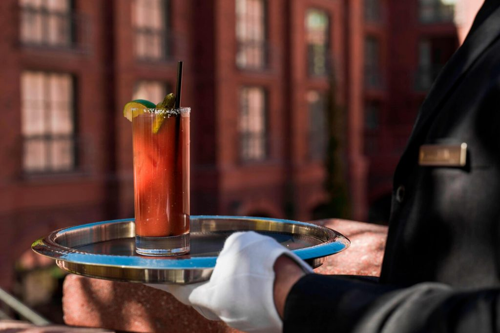 King Cole Bar - Signature Bloody Mary