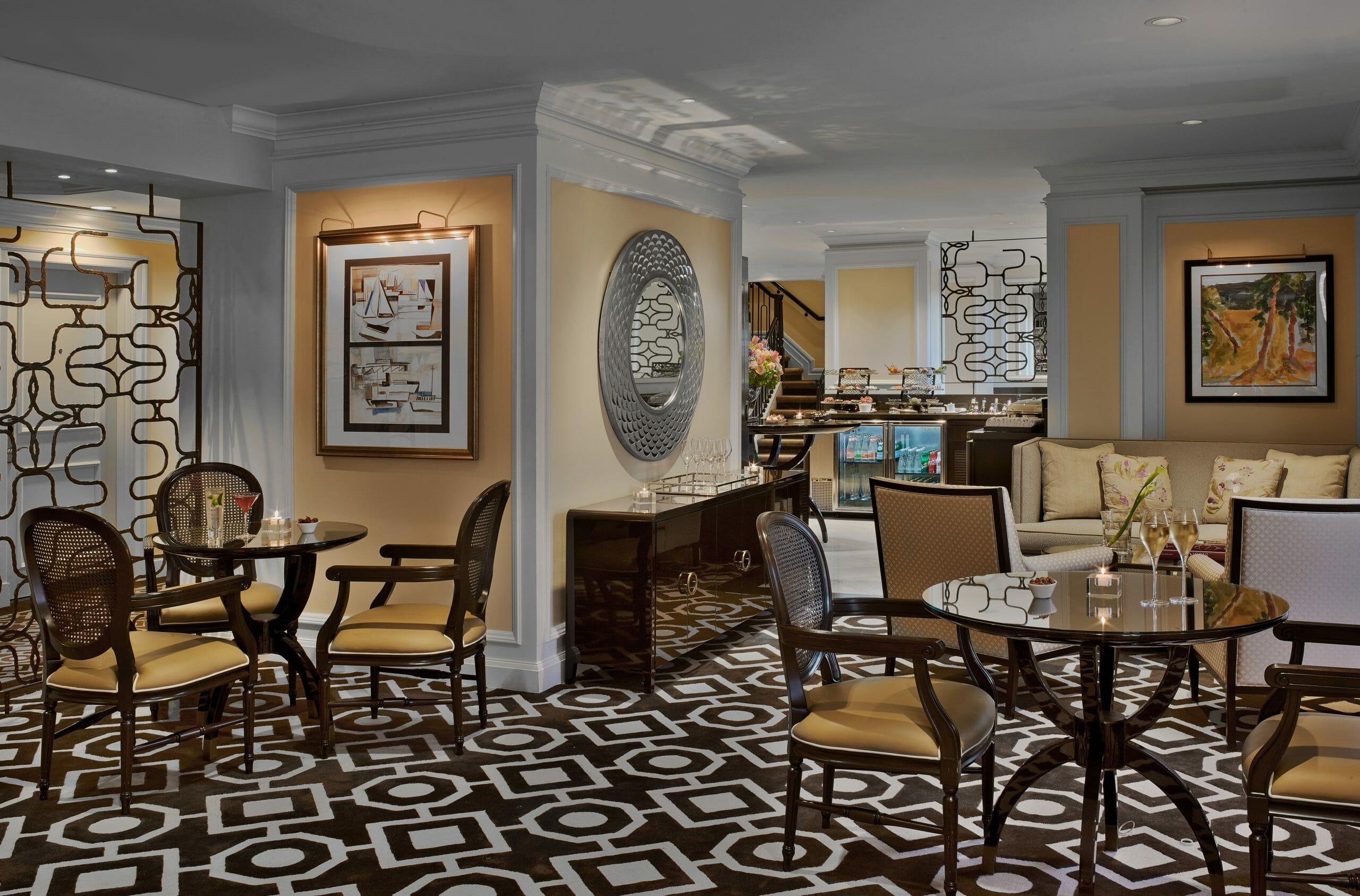 Flagler Club Lounge