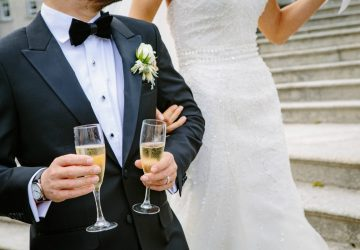 How a Man of Style Wears Black Tie to a Wedding