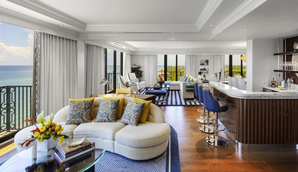 Imperial Suite with Oceanfront View