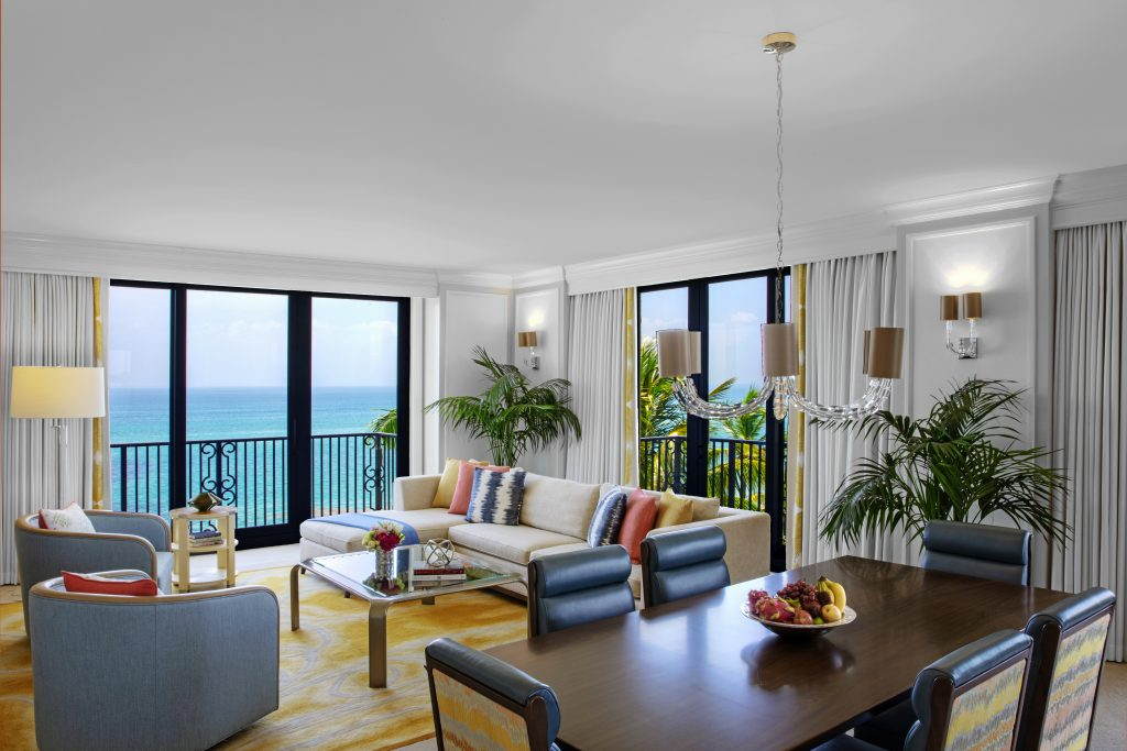Royal Poinciana Suite with Oceanfront View