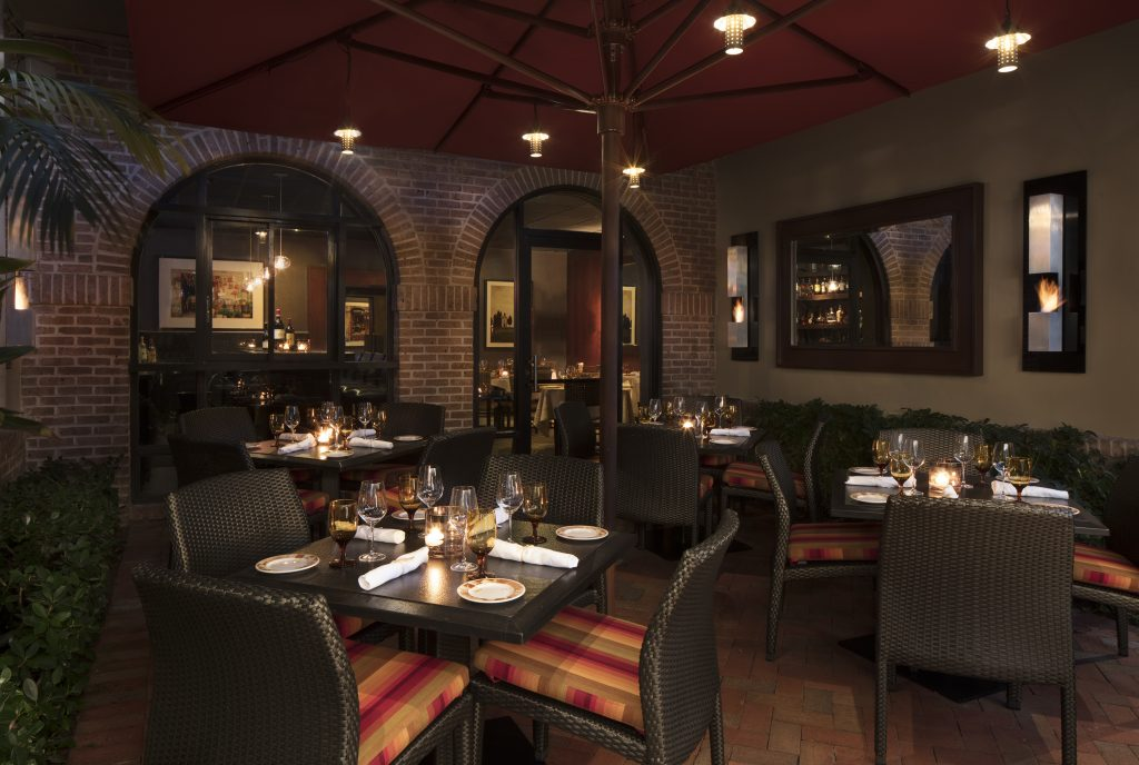 The Italian Restaurant - Patio