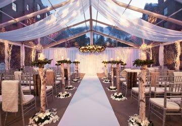 Wedding - Fountain Courtyard