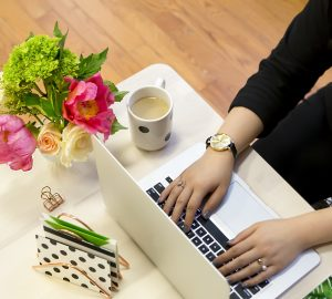 Laptop for Blog