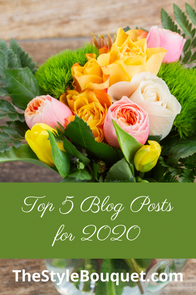 Top 5 Blog Posts for 2020